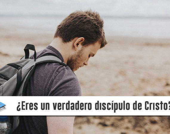 Lo que implica ser discípulo de Cristo
